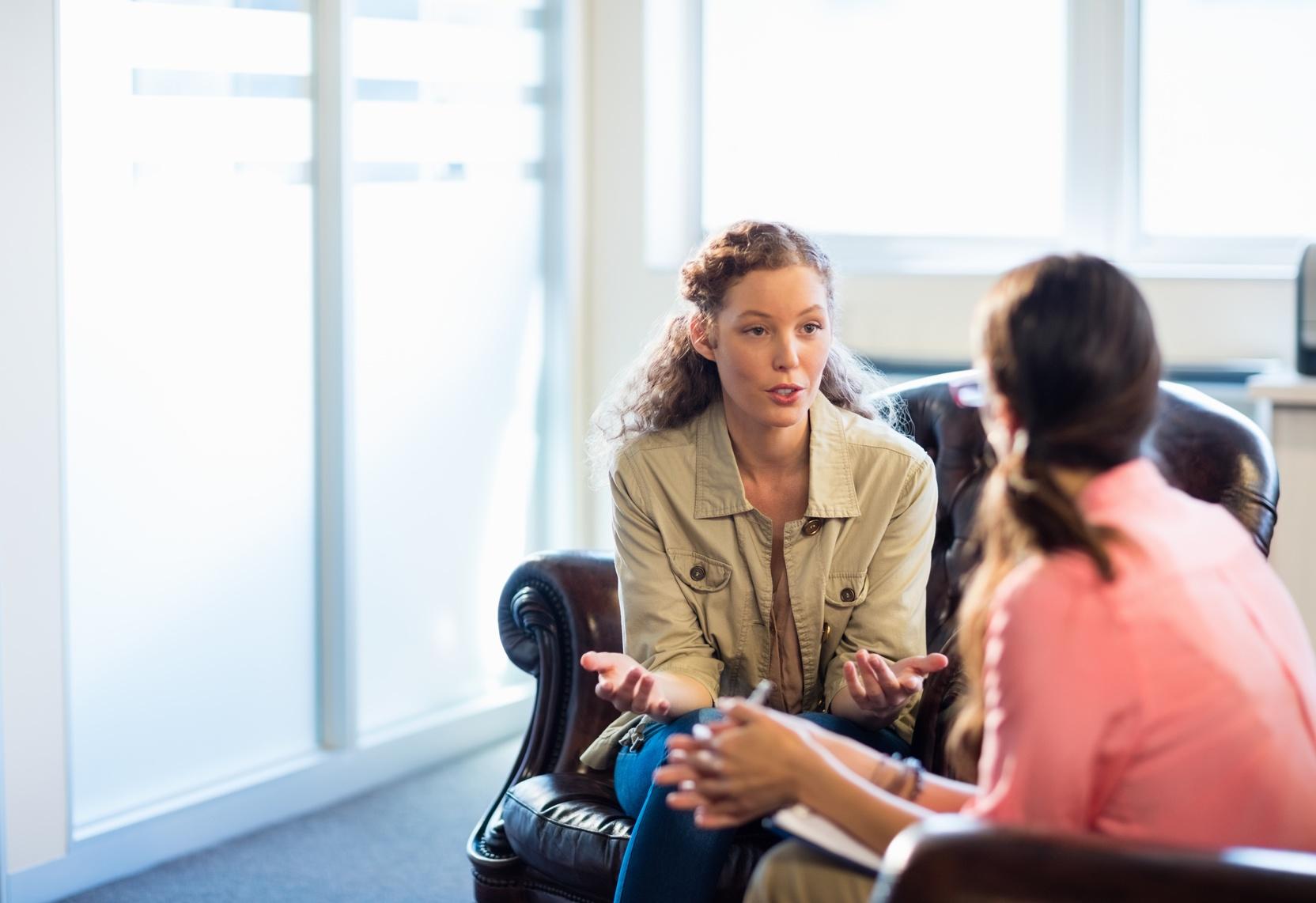 Psychoterapia indywidualna - foto